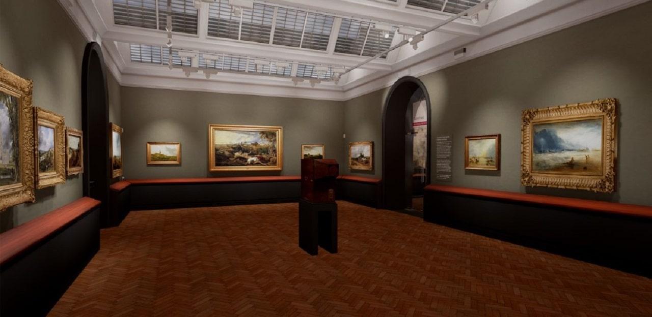 Musée en réalité virtuelle British Museum