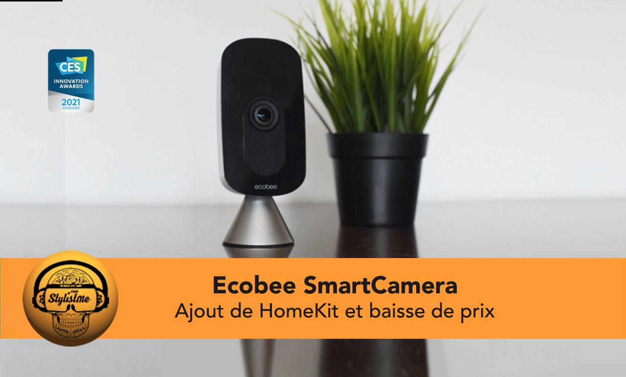 Ecobee SmartCamera avis test
