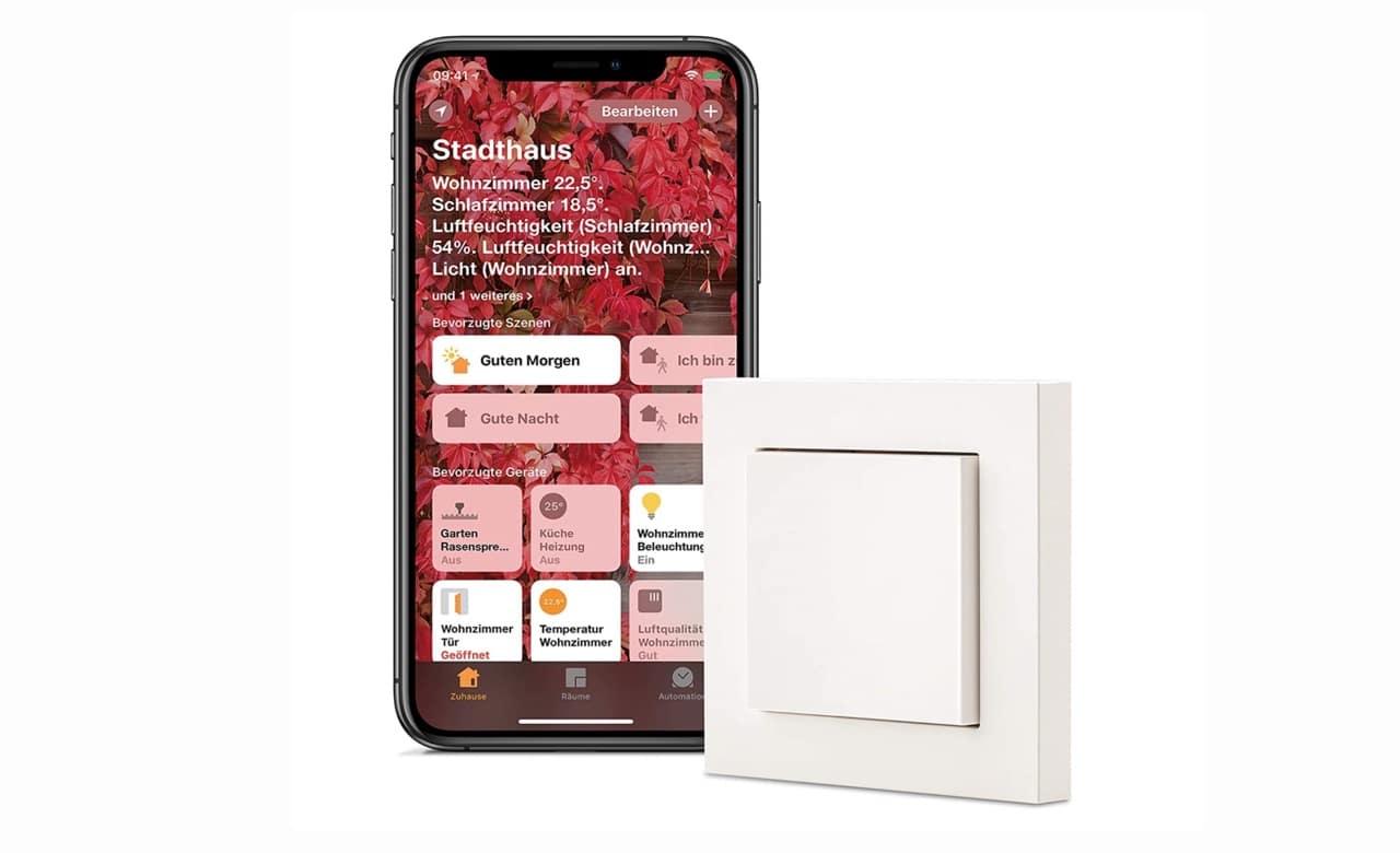 Eve Light Switch interrupteur HomeKit