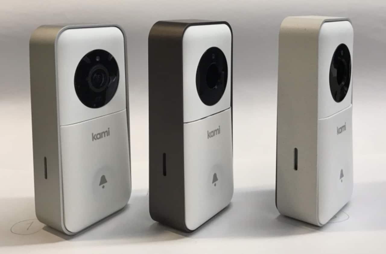 Kami doorbell design