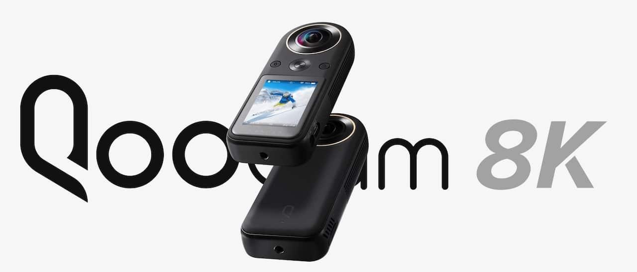 Kandao QooCam 8K camera 360
