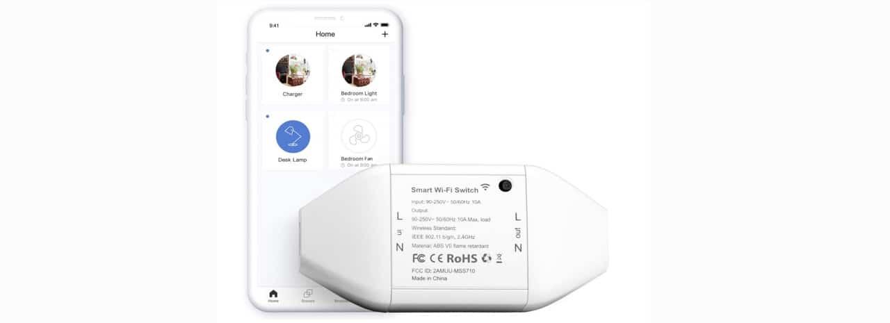 Meross smart Wi-Fi switch