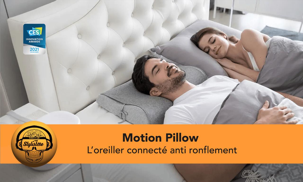 Motion Pillow avis test