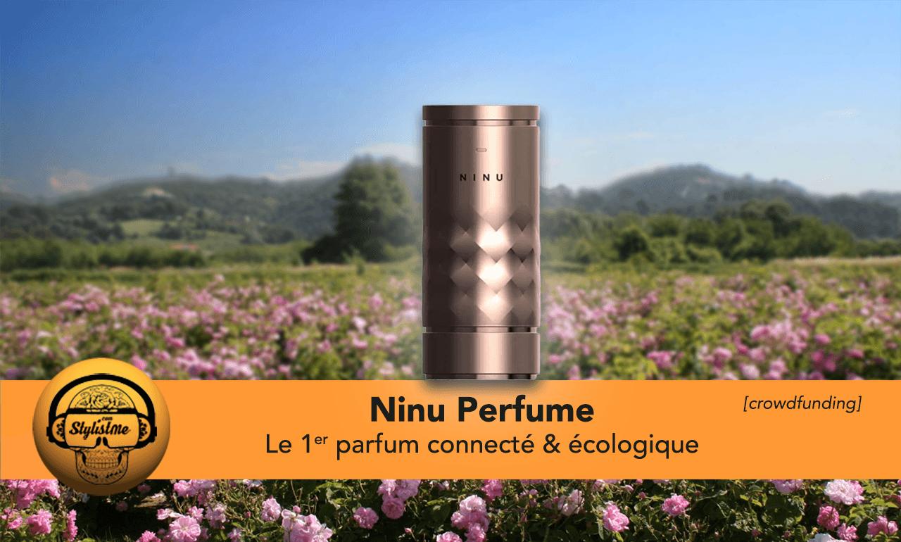 Ninu Perfume parfum connecte