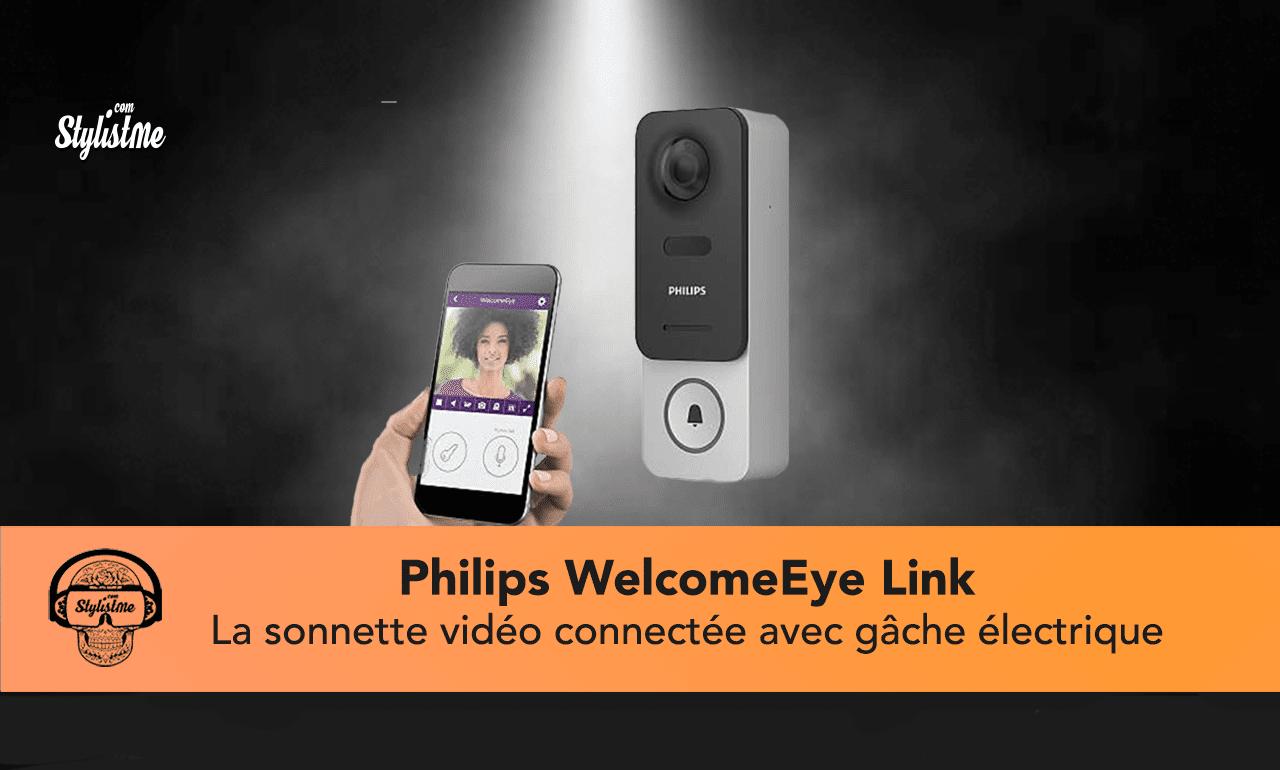 Philips WelcomeEye Link test avis