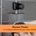 Shower Power la musique alimentée par l'eau dans votre douche [CES 2021]