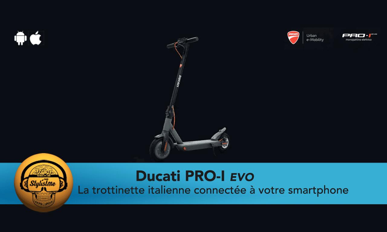 Ducati Pro 1 Evo avis test