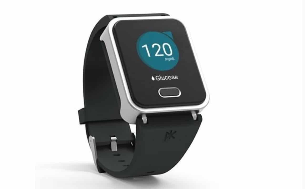 K'Watch montre diabéte glycémie