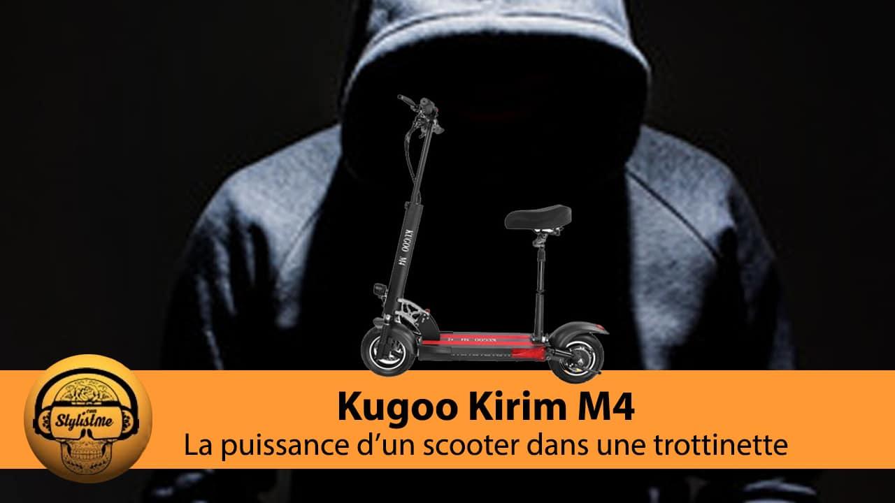 Kugoo Kirim M4 avis test