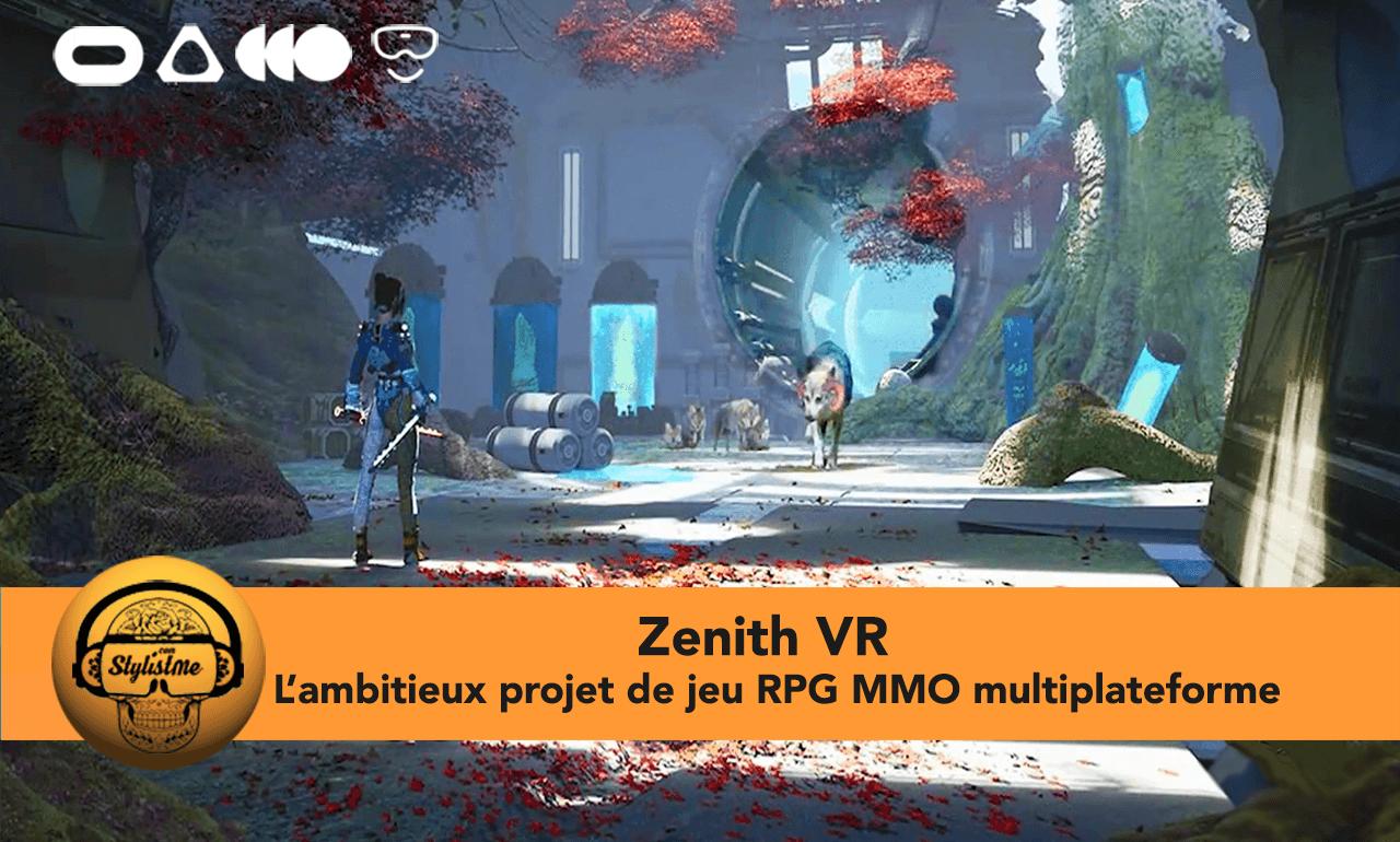Zenith The Last City avis test Ramen VR