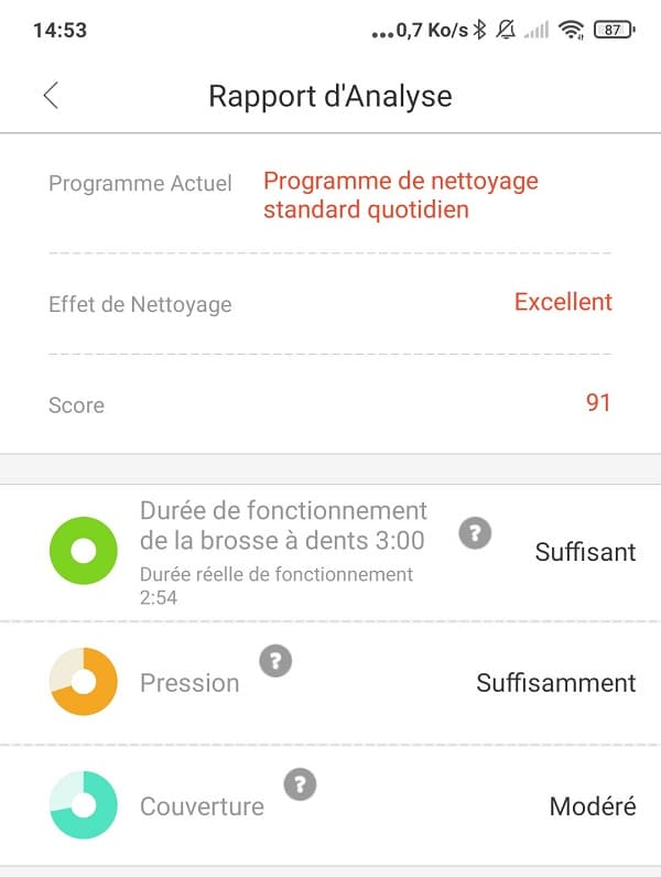 App Oclean X Pro Elite