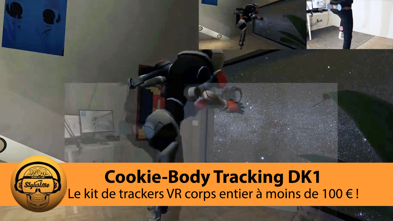Cookie Body Tracking DK1 Stonx