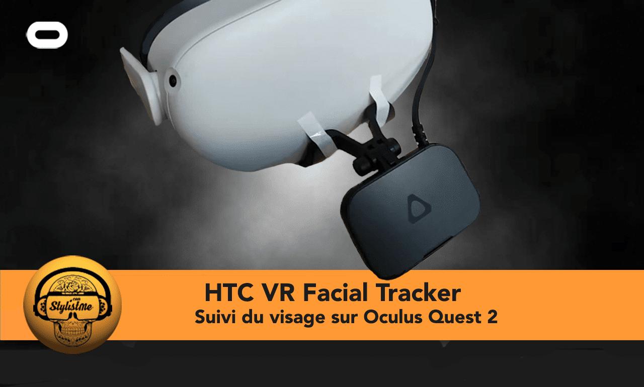 HTC VR Facial Tracker Quest 2 Oculus