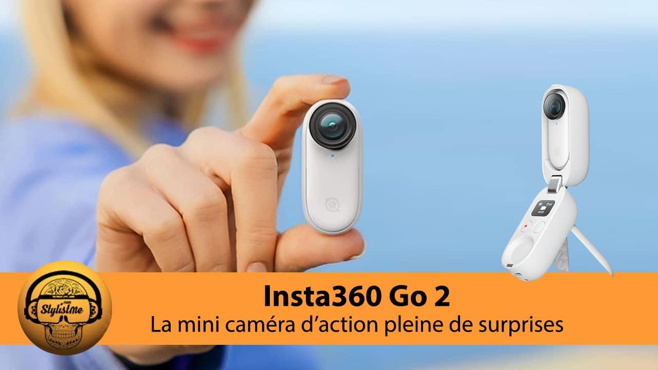 Insta360 Go 2 avis test