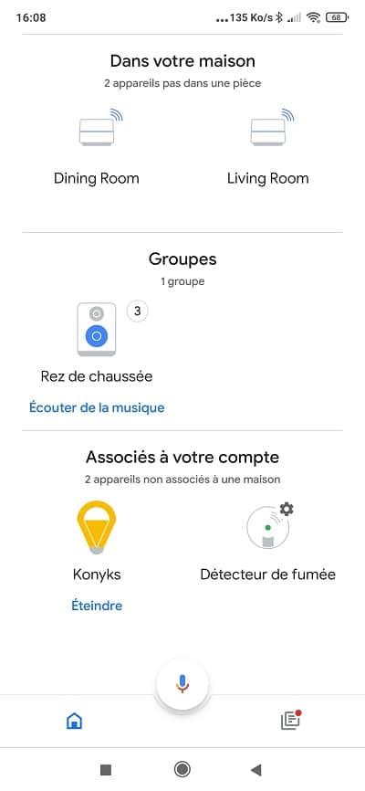 Konyks Google Home Google Assistant