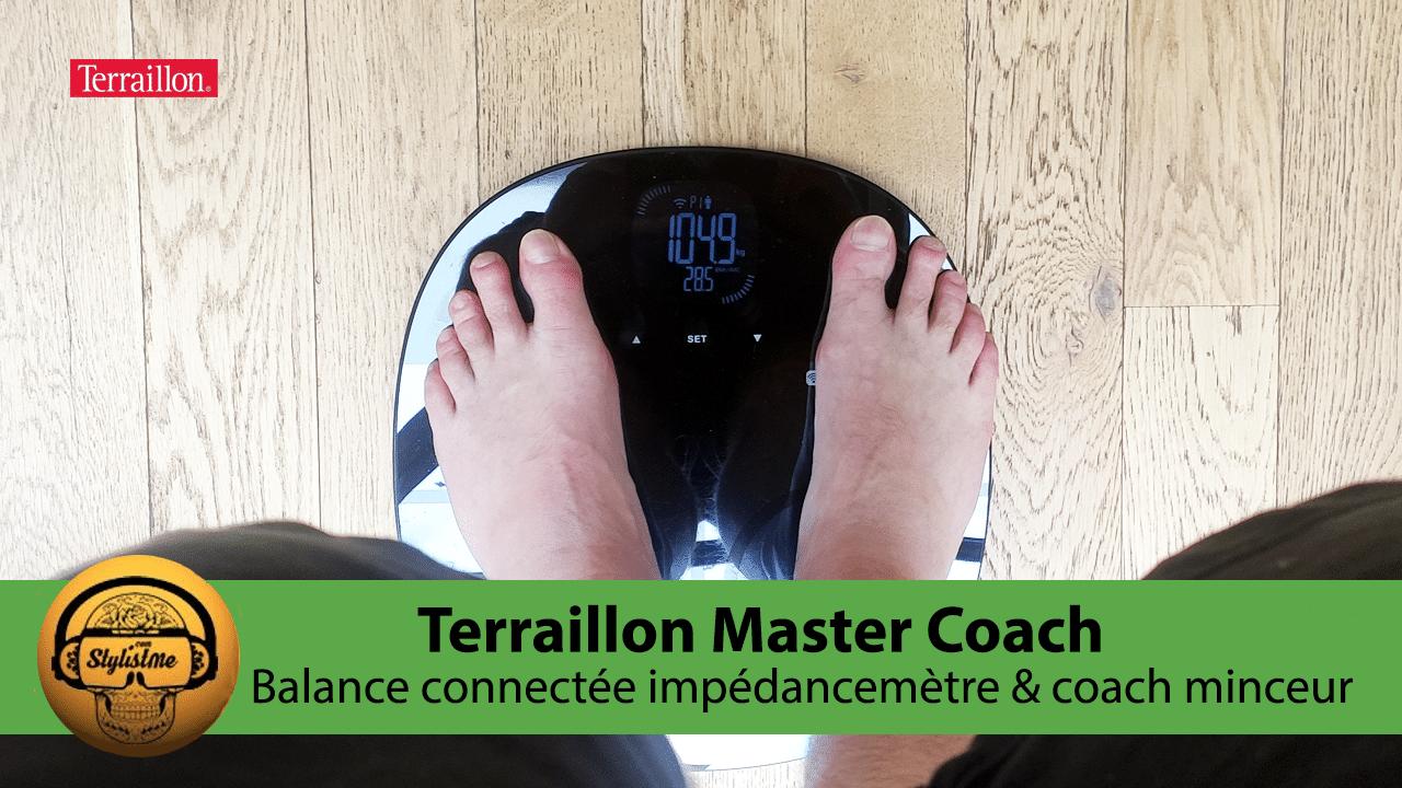 Master Coach test avis Terraillon