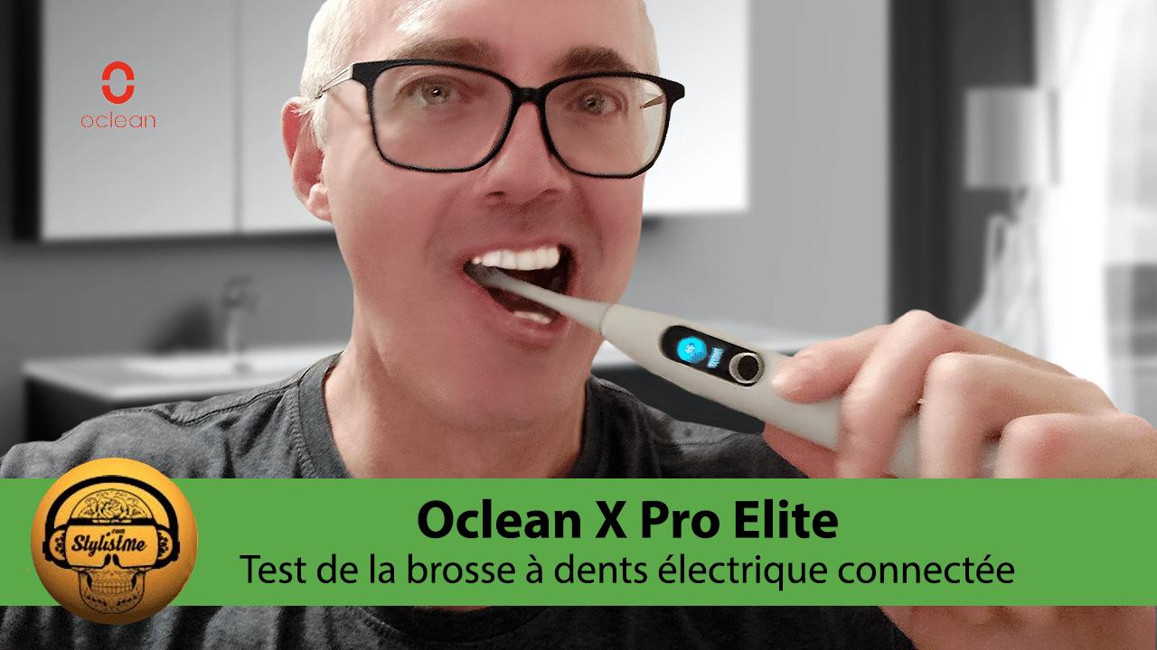 Oclean X Pro Elite test avis