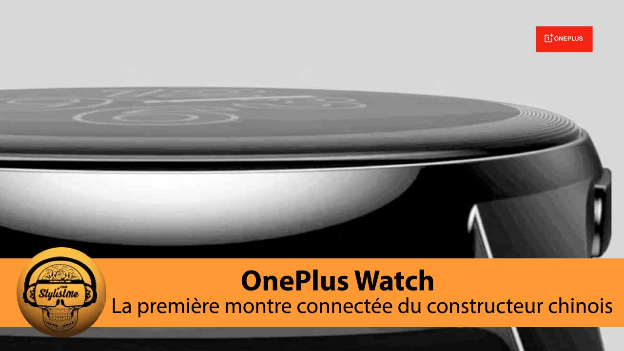 OnePlus Watch avis test