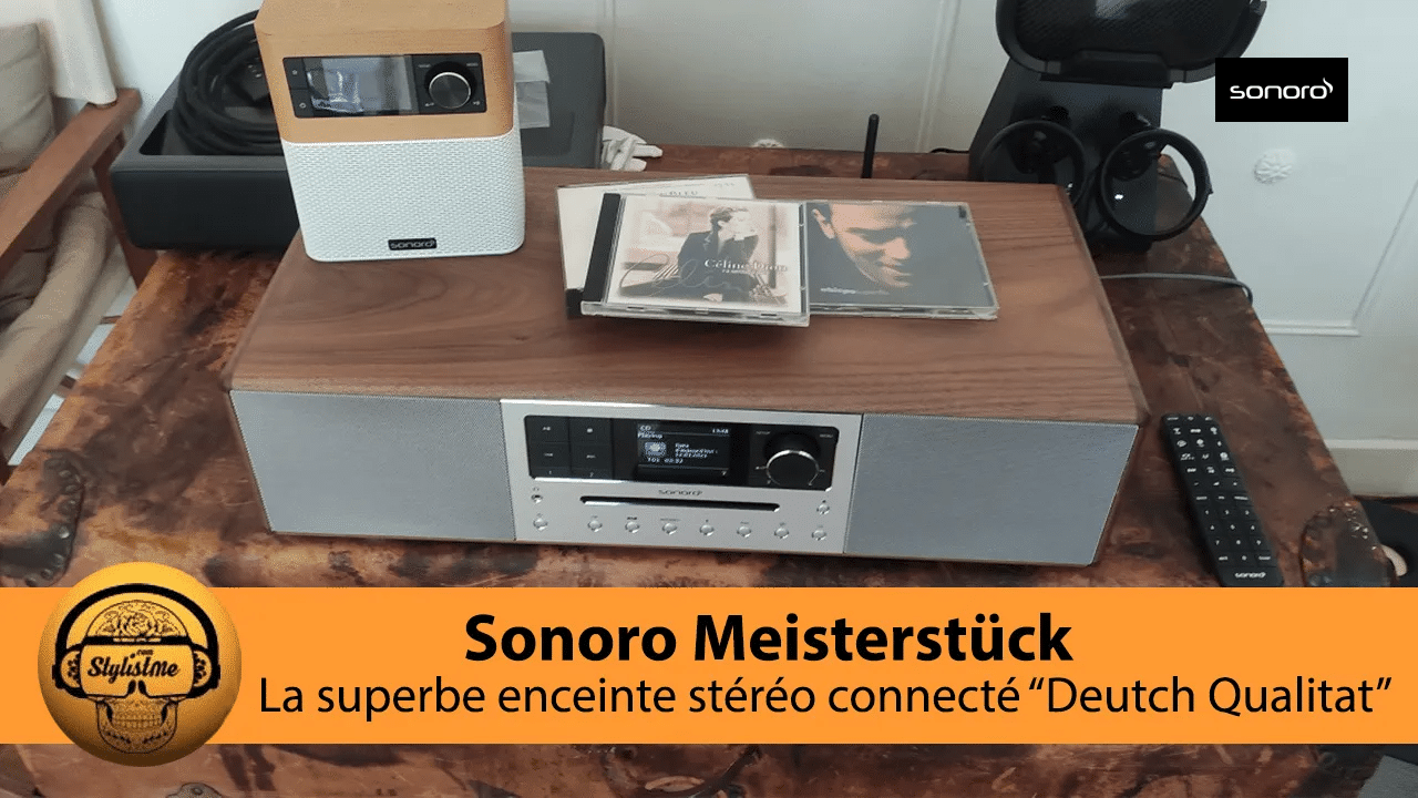 Sonoro Meisterstück test avis