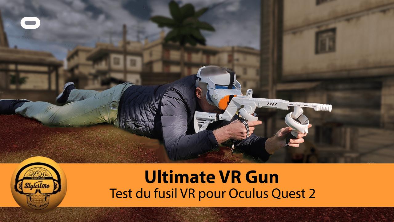Ultimate VR Gun test avis