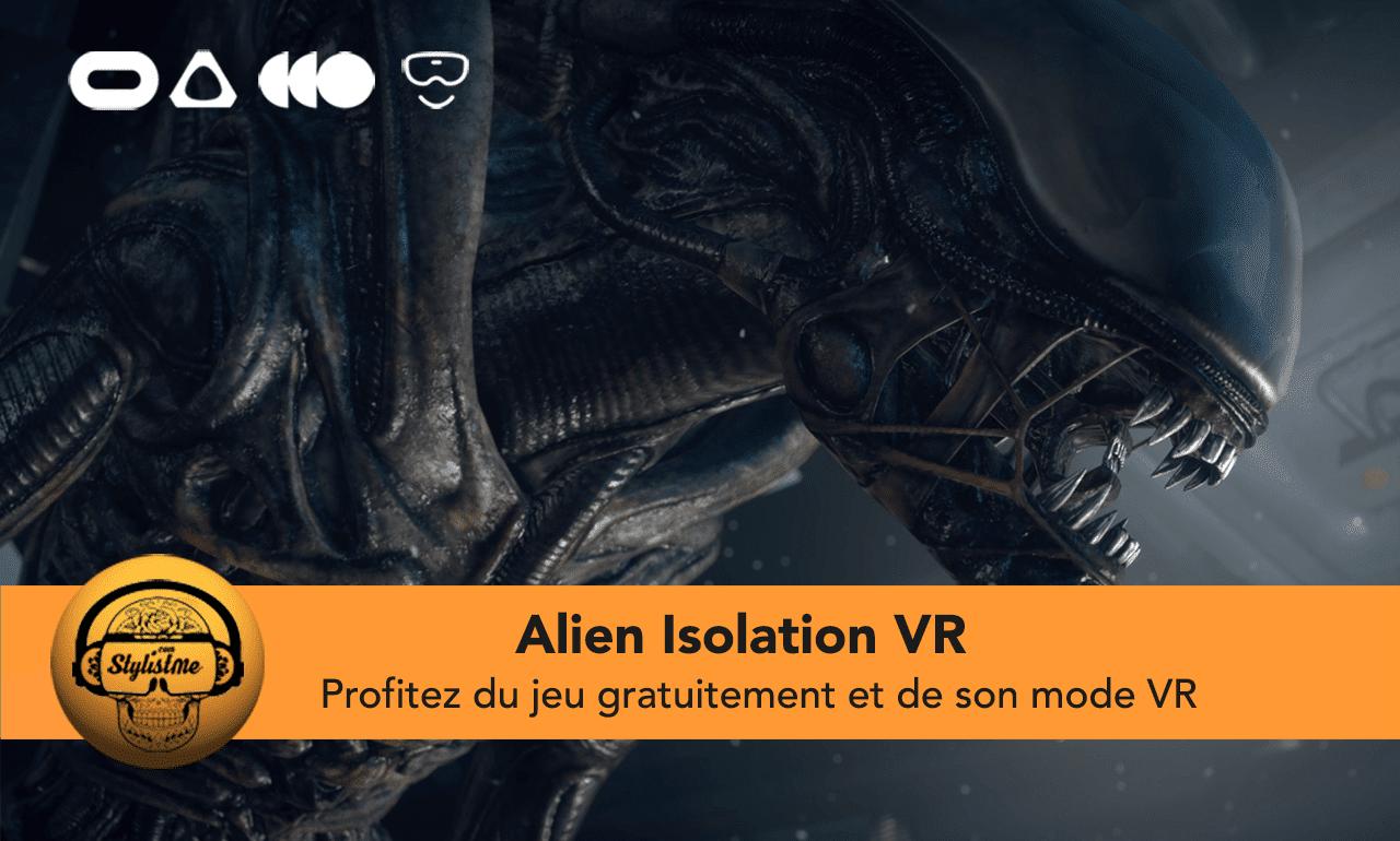 Alien Isolation VR avis test