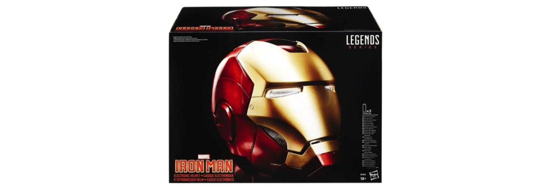 Casque Elecrtonique Iron Man : 109 €