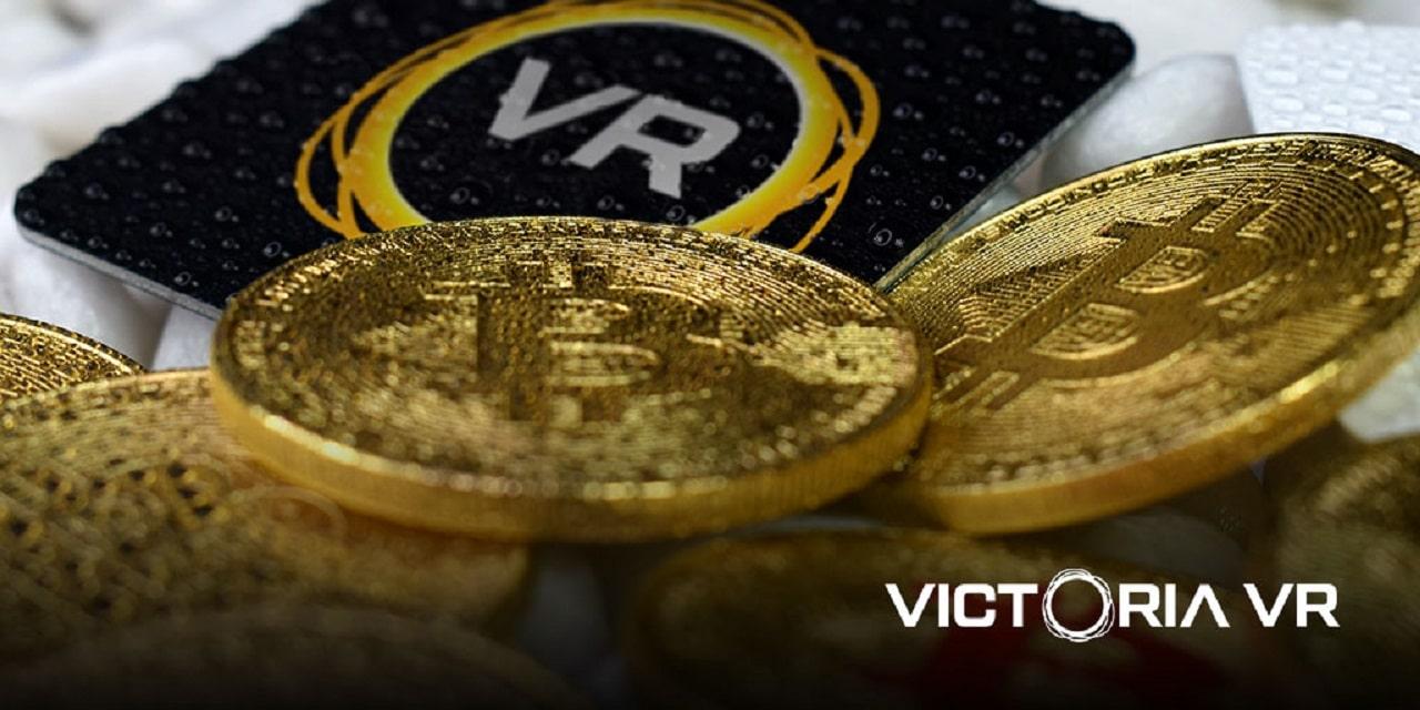 Cryptomonnaie en réalité virtuelle