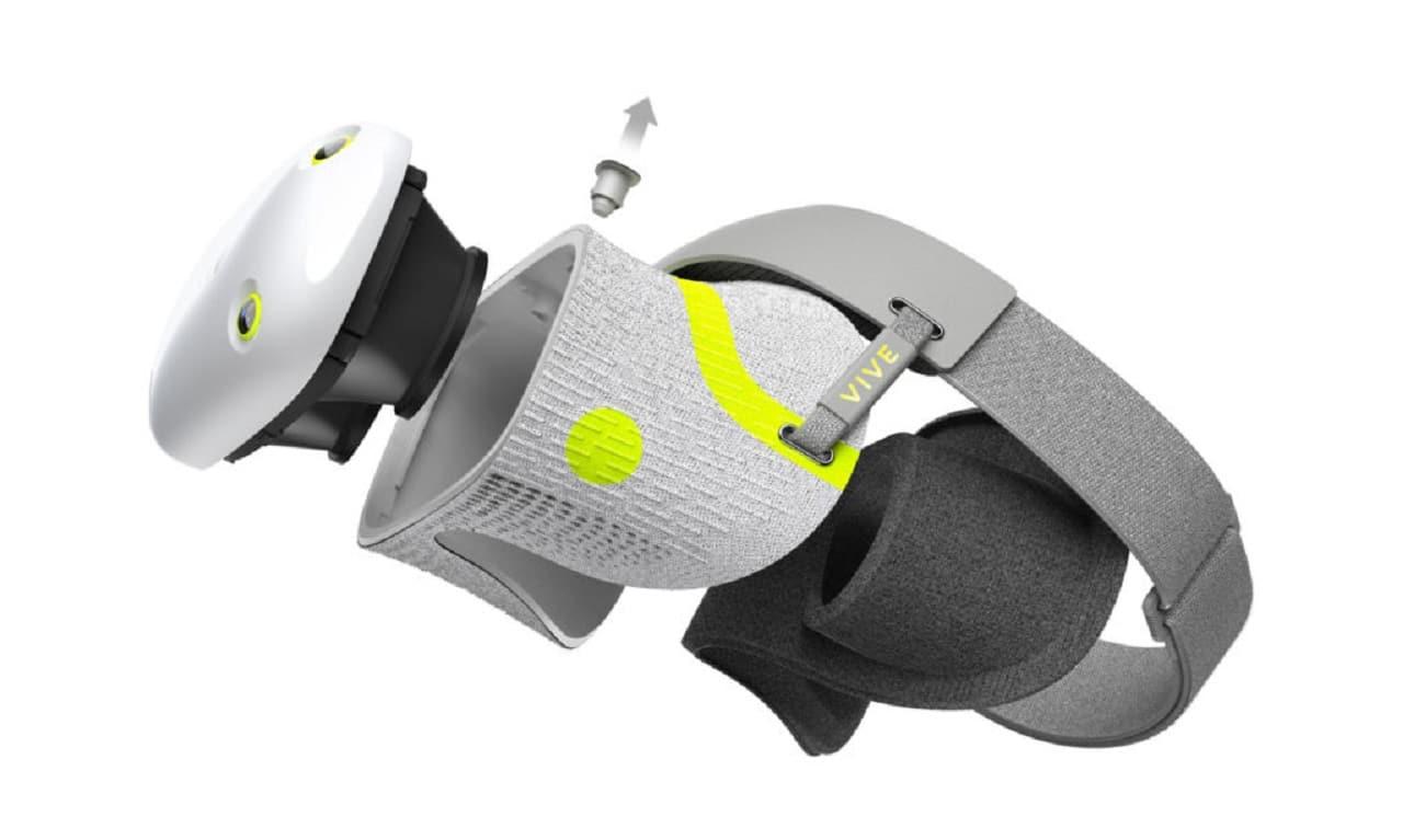 HTC Vive Air caractéristiques