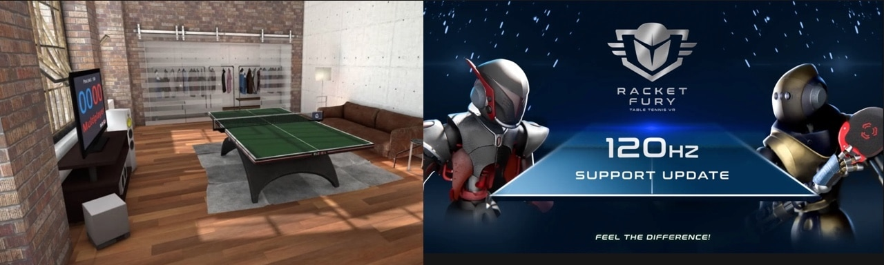 Jeux 120 Hz Quest Oculus Gaming Showcase 2021
