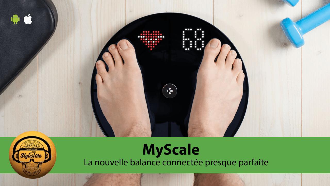 Myscale avis test MyKronoz