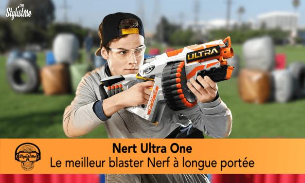 Nerf Ultra One avis du Blaster à la plus grande portée