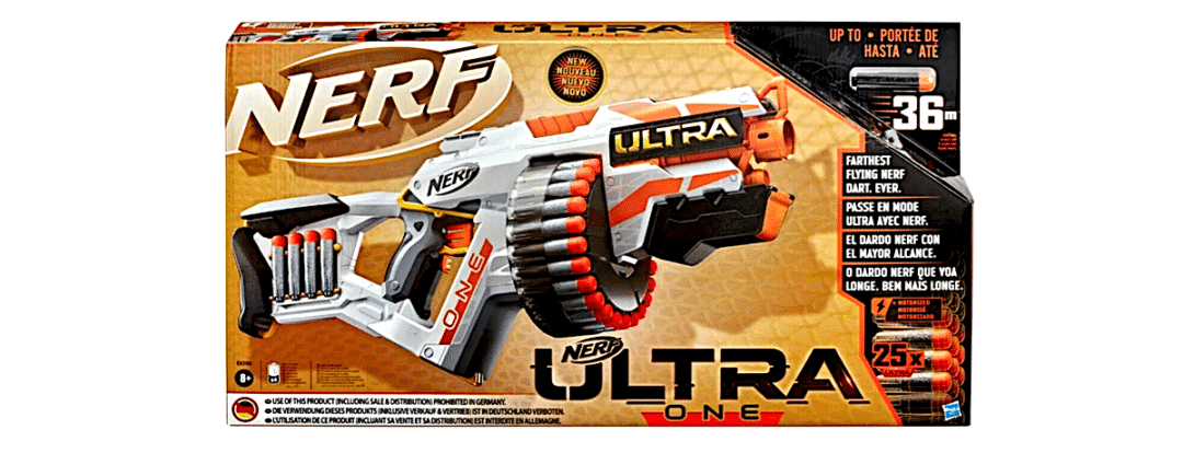 Nerf Ultra One prix