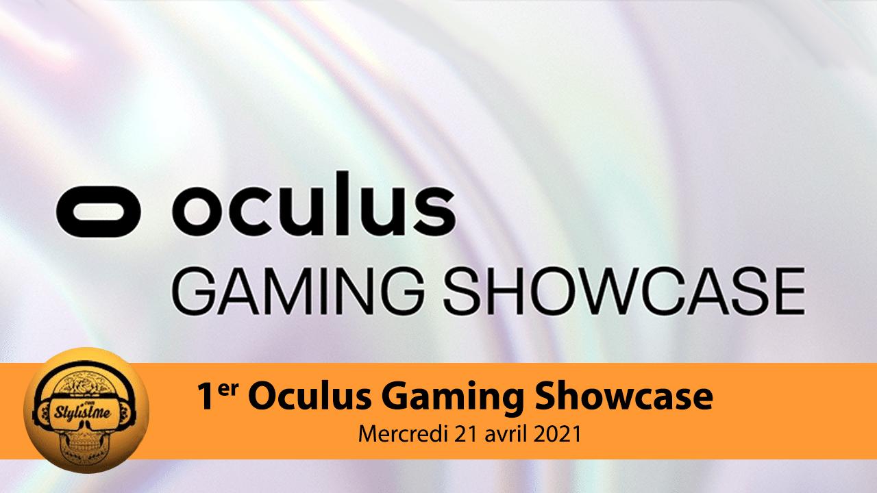 Oculus Gaming Showcase 2021
