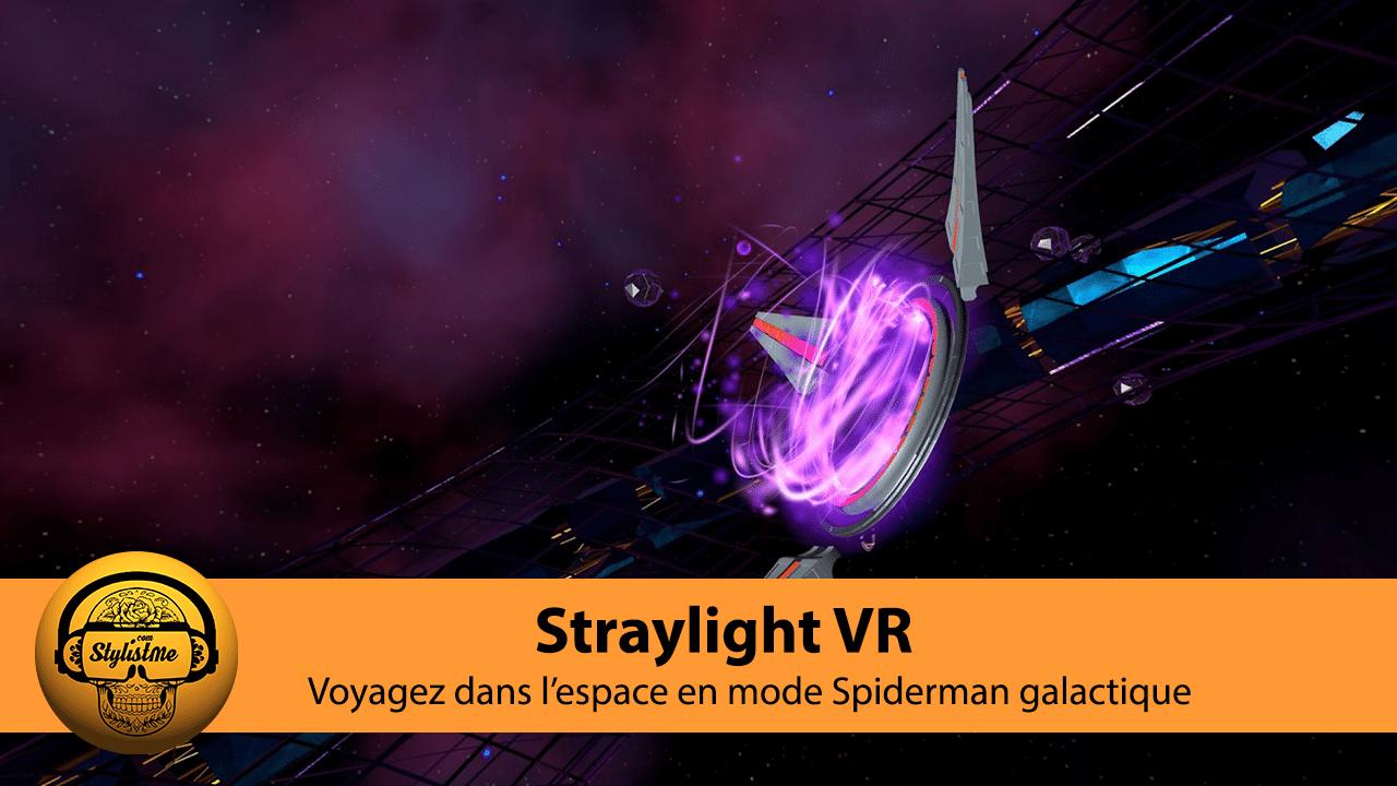 Staylight VR avis test PSVR Quest