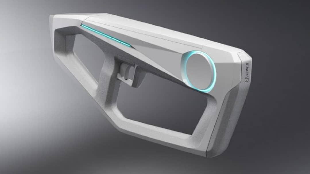 Striker VR pistolet Quest