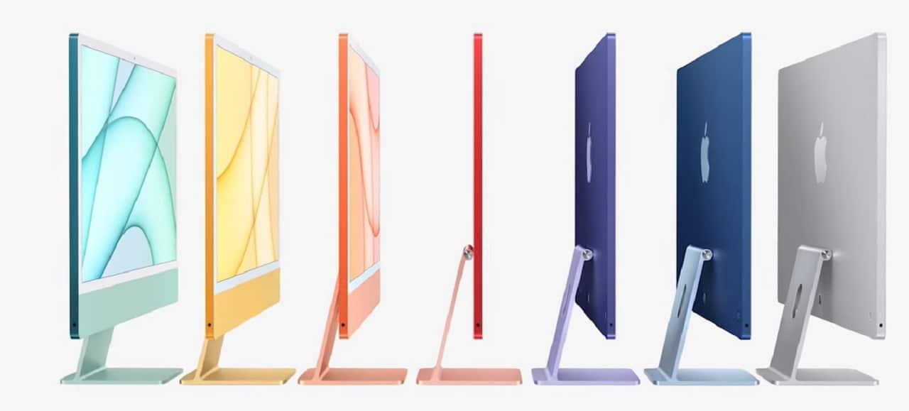 caractéristiques iMac 2021