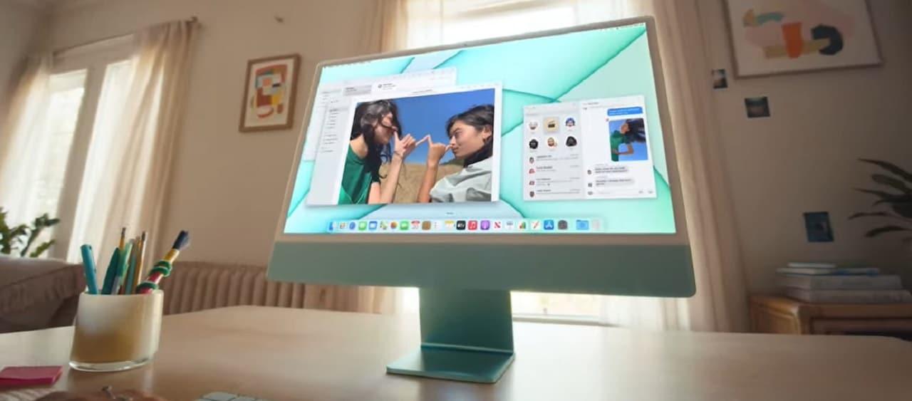 iMac 2021 prix