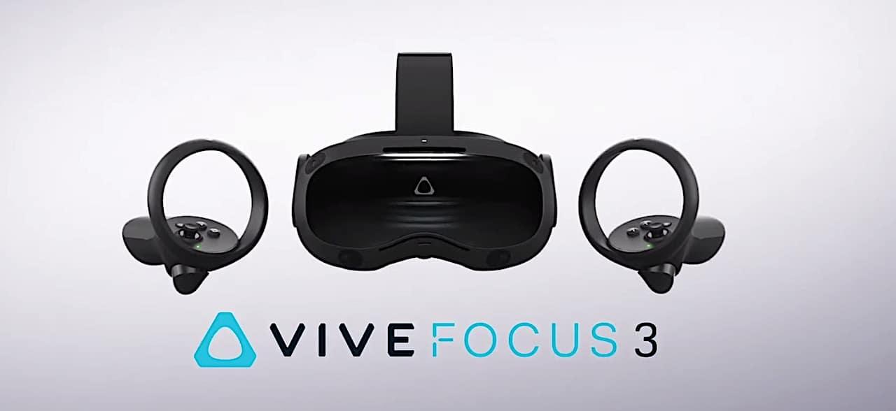Caractéristique Vive Focus 3