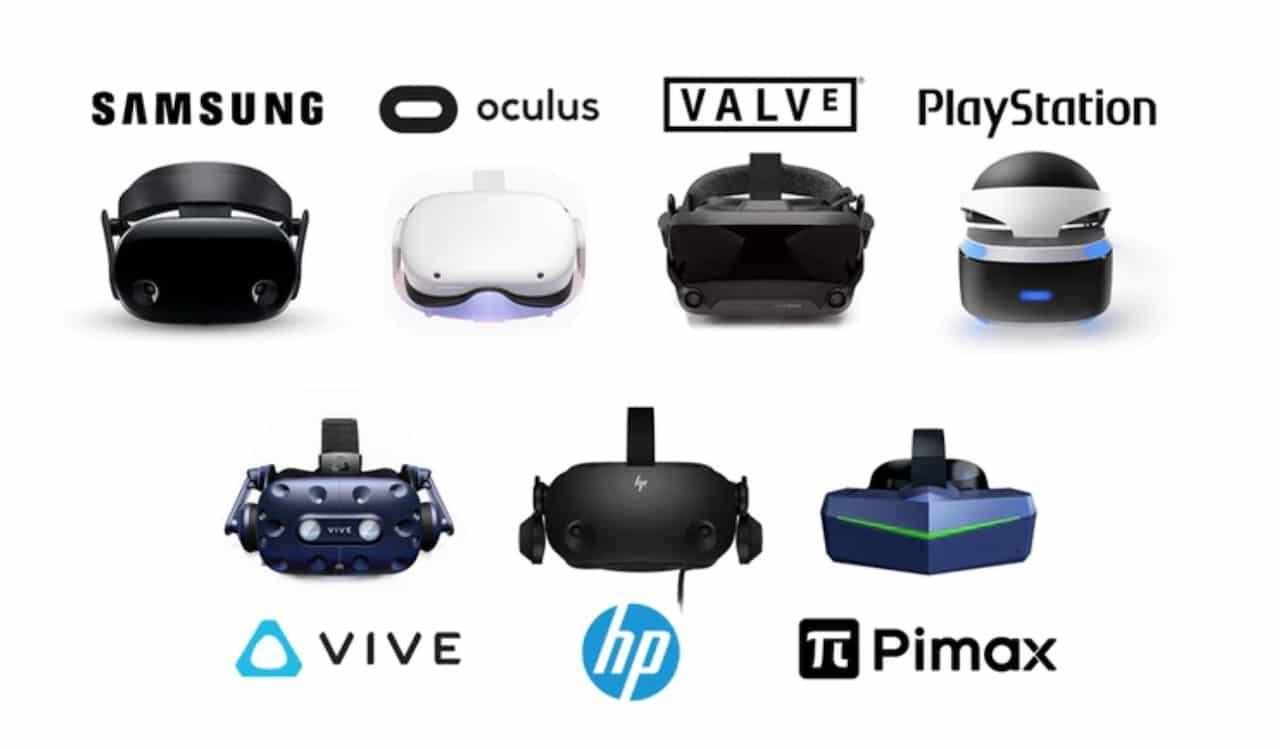 Casques réalité virtuelle
