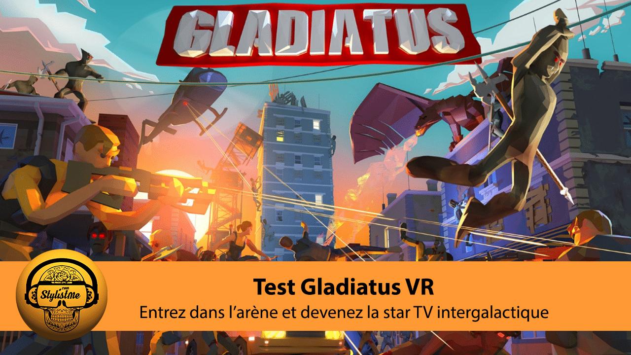 Gladiatus VR avis test