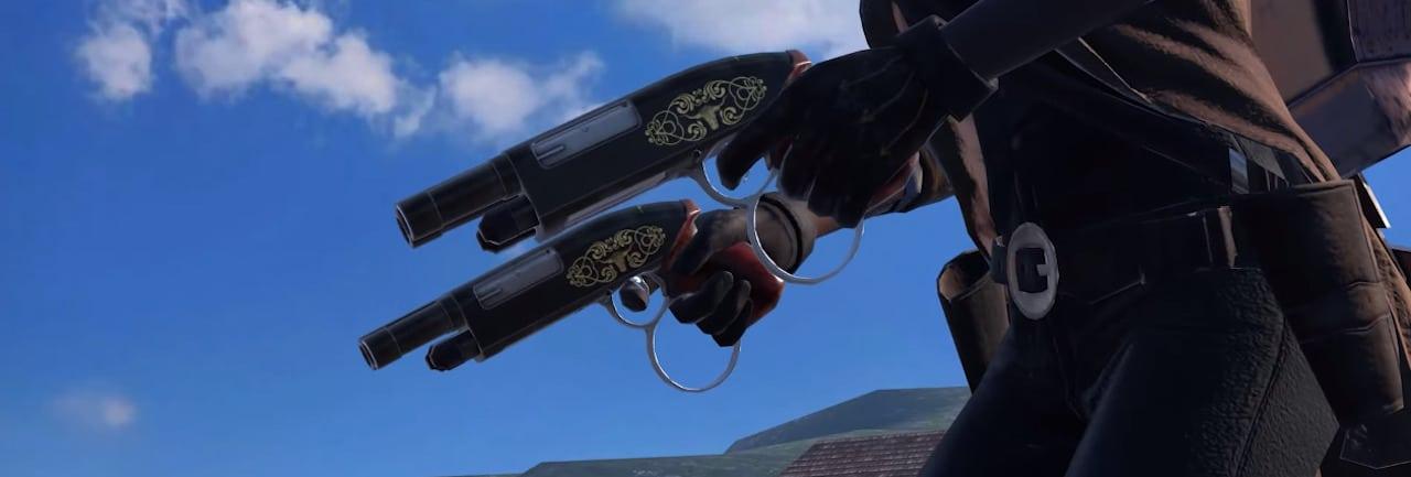 Population One Saison 2 nouvelles armes