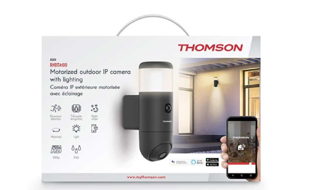 Thomson Rheita 100 avis unboxing