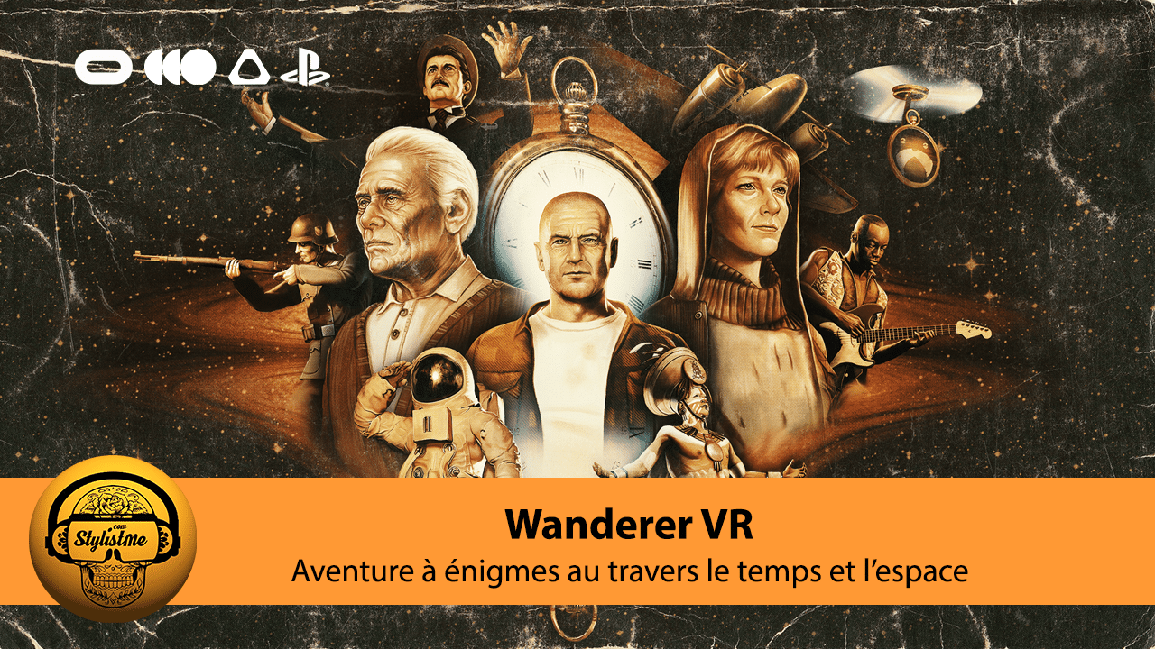 Wanderer VR avis test PSVR Oculus Valve HTC