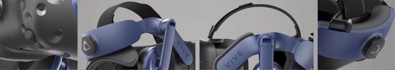 caractéristique HTC Vive Pro 2