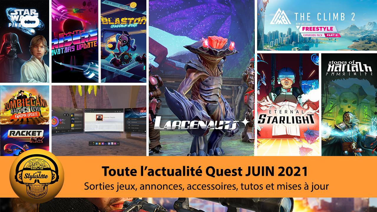 Actualités Quest juin 2021