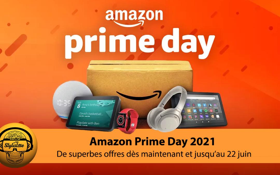 Amazon Prime Day juin 2021 c'est parti : 2 jours de promos objets connectées