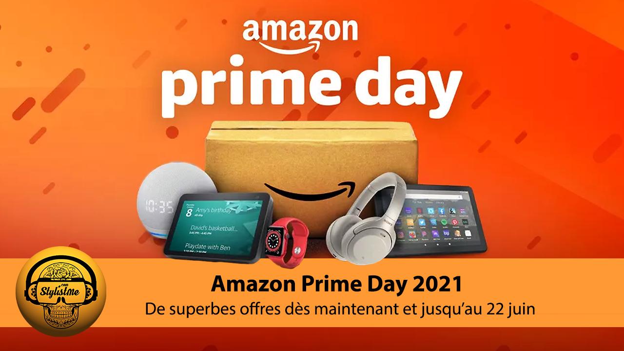 Amazon Prime Day juin 2021