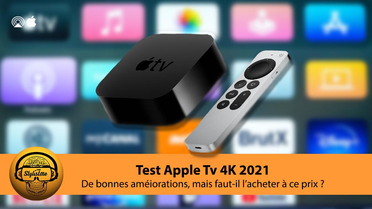 Apple TV 4K 2021 test avis