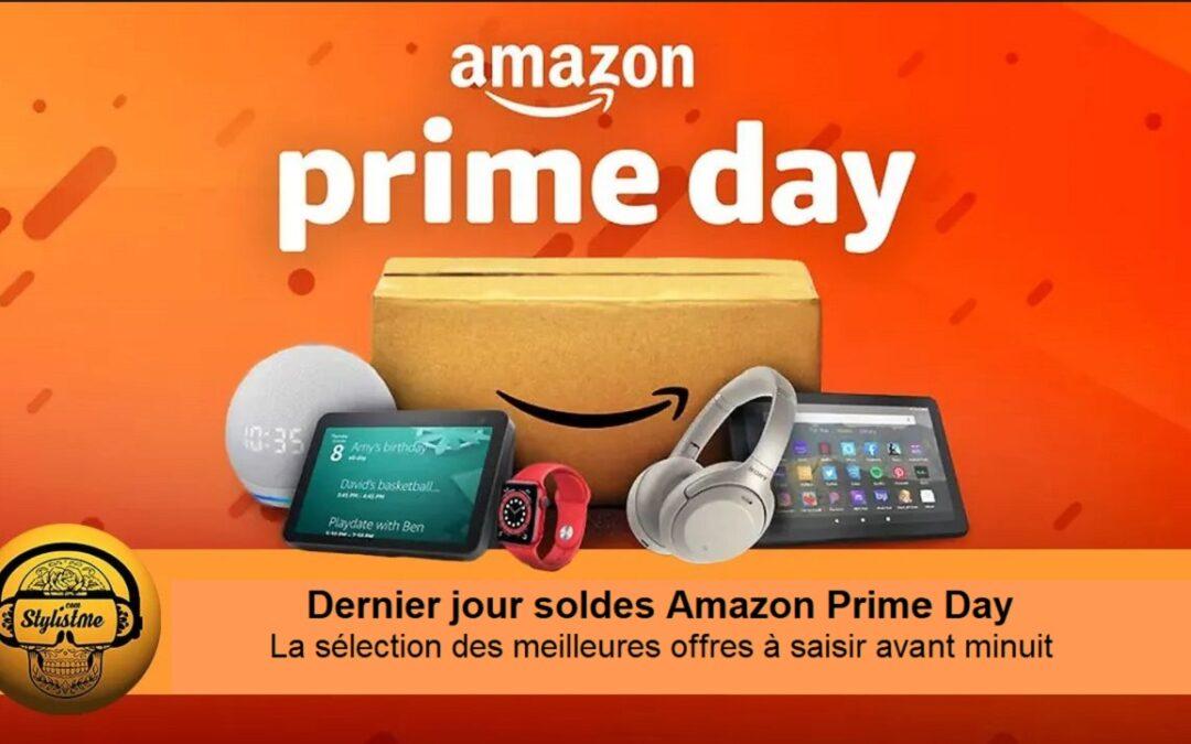 Dernier jour Amazon Prime Day juin 2021 : les meilleures offres avant minuit