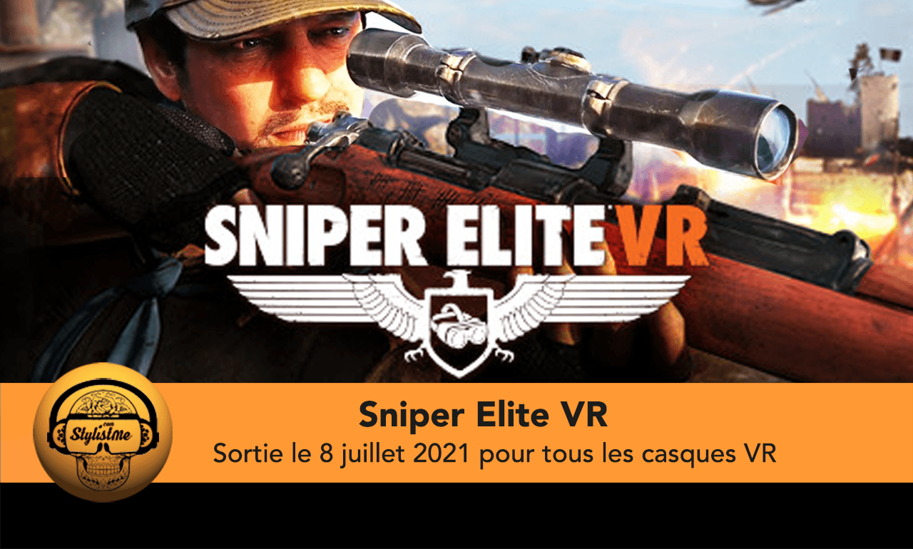 Sniper Elite VR test avis